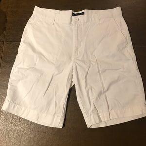 U.S Polo Assn White Shorts
